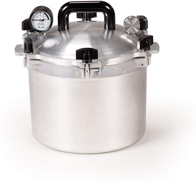 all american 910 10 Quart pressure cooker canner